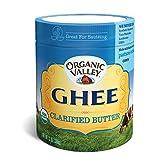 Organic Valley, Ghee Butter Clarified Organic, 13 Ounce