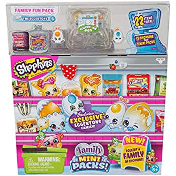 Shopkins New Families in Collectible Mini Pac | Shopkin.Toys - Image 1