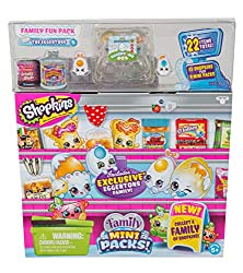 in budget affordable New Shopkins Family of Mini Multipacks-22 Pieces