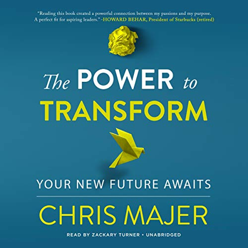 The Power to Transform audiobook cover art