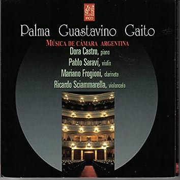 Música de Cámara Argentina