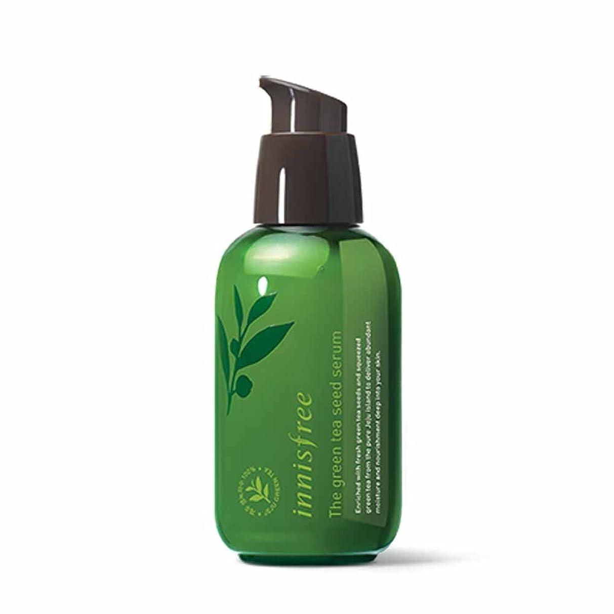 無意味歌うキノコイニスフリーグリーンティーセーム80ml Innisfree The Green Tea Seed serum 80ml [海外直送品][並行輸入品]