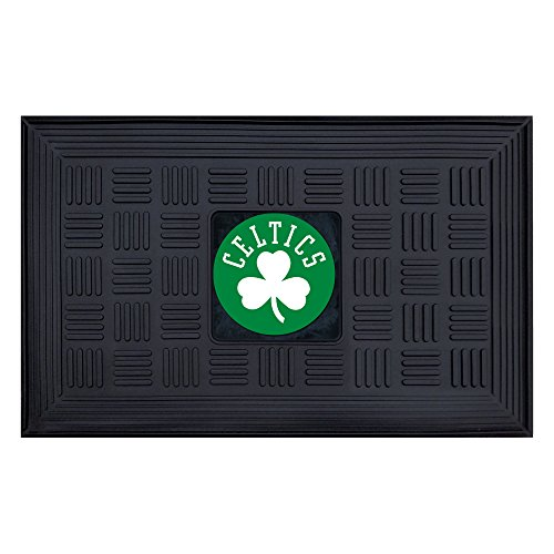 FANMATS - 11402 NBA Boston Celtics Vinyl Door Mat
