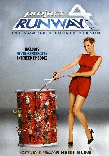 Project Runway: Complete Fourth Season [Edizione: Stati Uniti]
