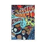 yuhui HD Poster – Arctic Monkeys Poster, dekoratives