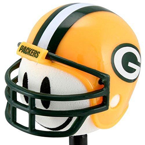 Green Bay Packers Football Helmet Antenna Topper