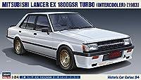 ハセガワ HC34 1/24 三菱 ランサーEX 1800GSR ターボ(インタークーラー)
