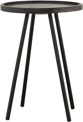 House Doctor Juco Table Noir 40 x 40 cm dia: 40 cm, h: 55 cm Noir
