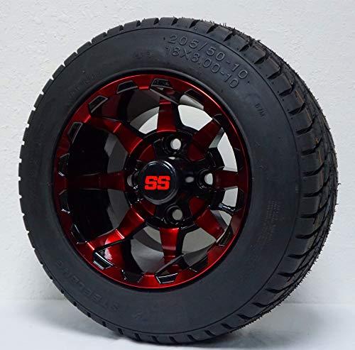 VORTEX Gloss Black/Red