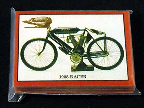 1993 Indian Motorcycles Series 2 Trading Card Set (25) Nm/Mt