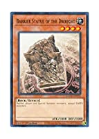 遊戯王 英語版 MAGO-EN115 Barrier Statue of the Drought 干ばつの結界像 (レア:ゴールド) 1st Edition