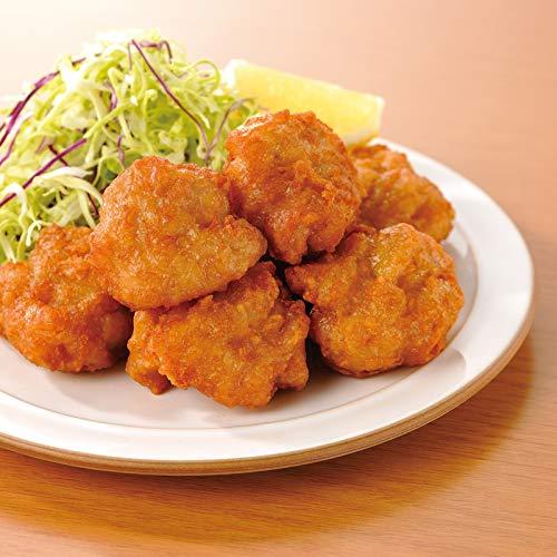 【業務用】味の素 やわらか鶏もも唐揚げ GX043 (卵・乳原料不使用) 1kg