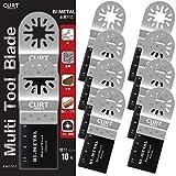CURT PRODUCT 金属 対応 マルチツール 替刃 セット 10枚 BIM バイメタル