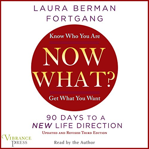Now What? Revised Edition audiobook cover art
