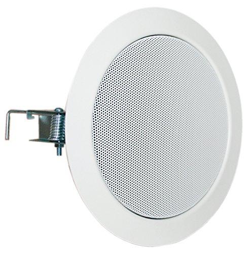 D-Lautspr. Ø13cm, weiß RAL 9010