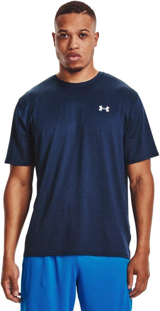 Under Armour UA Training Vent 2.0 SS Camiseta para Hombre Hombre
