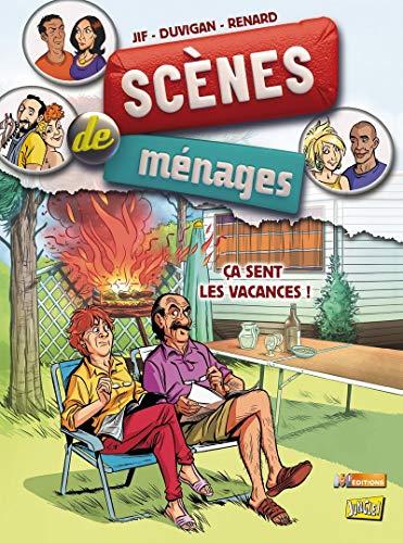 Scènes de ménages - tome 10 Ca sent les vacances ! (10)