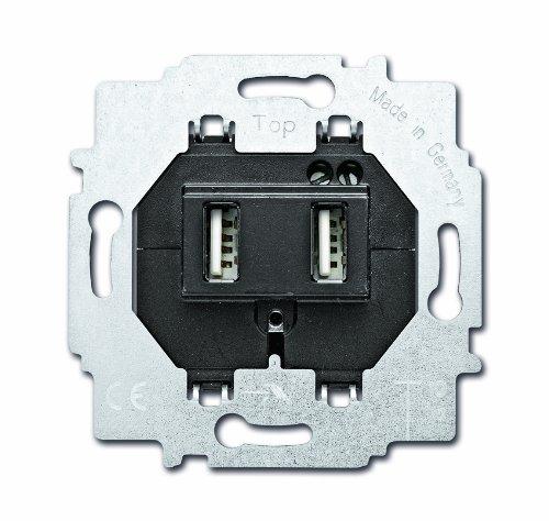 Preisvergleich Produktbild Busch-Jaeger 6472 U USB-Netzteil-Einsatz