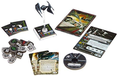 Fantasy Flight 71254 - Star Wars, X Wing TIE-Abfangjäger Erweiterungspack