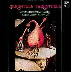 タランチュール タランテル(1985 FRANCE ORIGINAL,HM379)(長岡鉄男の外盤A級)[グレゴリオ・パニアグワ][LP盤]