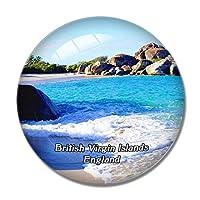 イギリス領ヴァージン諸島デビルズベイバージンゴルダイギリスイングランド冷蔵庫マグネットホワイトボードマグネットオフィスキッチンデコレーション