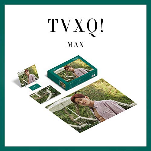 SM Entertainment TVXQ DBSK - Puzzle Package [MAX ver.] 1000 Pieces Puzzle+Paper Frame+On Pack Poster+Lucky Card