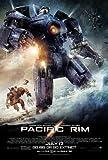 Pacific Rim (2013) 27 x 40 Movie Poster Style B