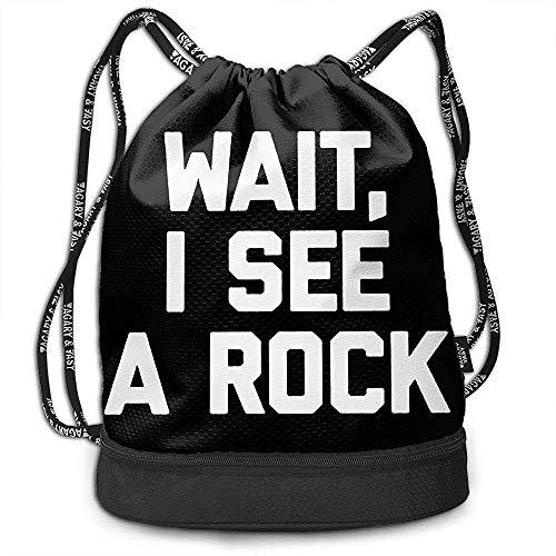 1Zlr2a0IG Wait I See A Rock Tote Bag