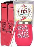 Geschenk zum 65. Geburtstag für Frauen, Dekorationen sie,