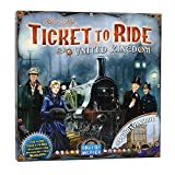 Ticket to Ride United Kingdom & Pennsylvania expansion