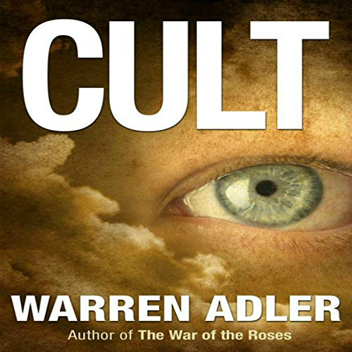 Cult audiobook cover art