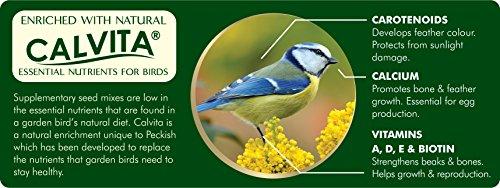 Peckish Garden Bird Seed Mix, 12.75 kg