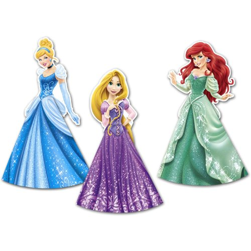 Disney Princess Royal Event Centerpiece
