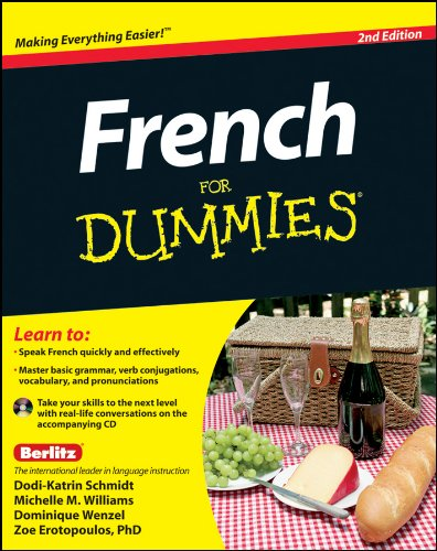 French For Dummies, with CD