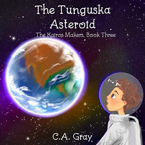 The Tunguska Asteroid  By  cover art