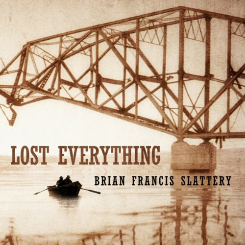 Lost Everything audiobook cover art