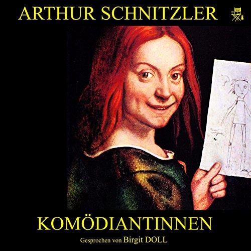 Komödiantinnen cover art