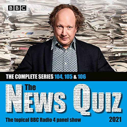 The News Quiz 2021 cover art