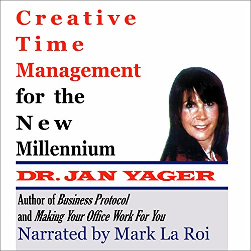 Creative Time Management for the New Millennium audiobook cover art
