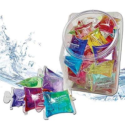 InSPAration 152 Hot Tub Spa & Bath Aromatherapy Fragrance Assortment-50 Pillow Packs Fish Bowl 50pk Assortment