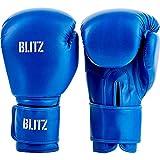 Blitz Training Boxhandschuhe, blau, 340,2 g (12 oz)