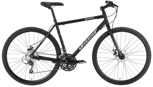Rapide Disc Windsor Shimano Claris 24 Speed Disc...