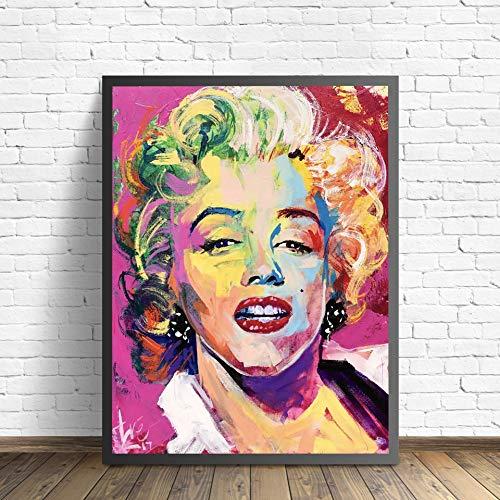 Puzzle 1000 piezas Cantante de rapero pintura decorativa pintura sexy obra de arte cuadro moderno puzzle 1000 piezas adultos Rompecabezas de juguete de descompresión intelectu50x75cm(20x30inch)