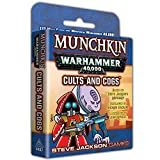 Steve Jackson Games Munchkin Warhammer 40000 Cults and Cogs