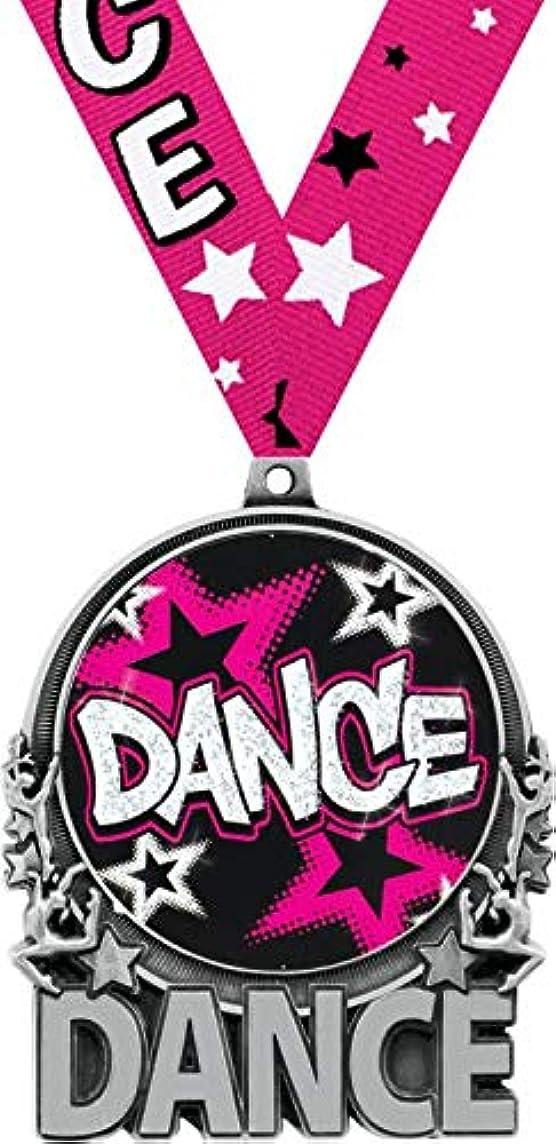 Crown Awards Dance Medal - 3