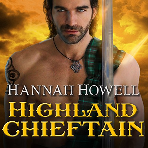 Highland Chieftain audiobook cover art