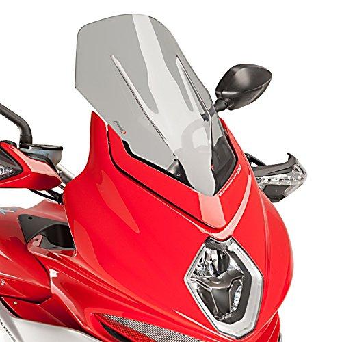 Cupolino Touring MV Agusta Turismo Veloce 800 14-19 fumè chiaro Puig 7017h