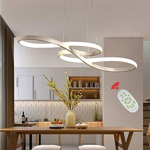 Modern Pendant Lighting White LED Pendant Light for...