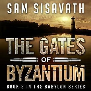 The Gates of Byzantium audiobook cover art