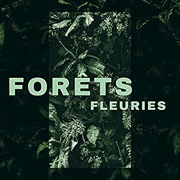 Forêts fleuries: Sons de ruisseaux, Chant d'oiseaux, Pluie printanière